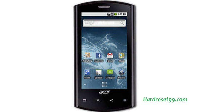 Acer Liquid e Features