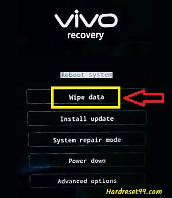 How to Hard Reset Vivo Y66 - Unlock Pattern Lock